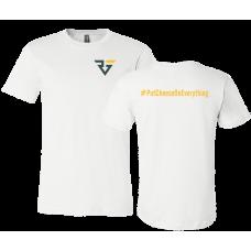 #GBGear - RG T-Shirt in White