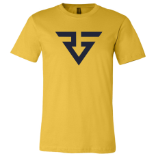 #GoBlue Collection - Super RG Tshirt in Maize