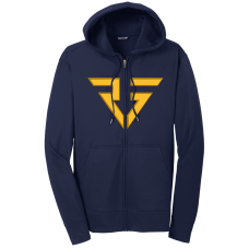 #GoBlue Collection - GoBlue Super Hood-Zip Jacket